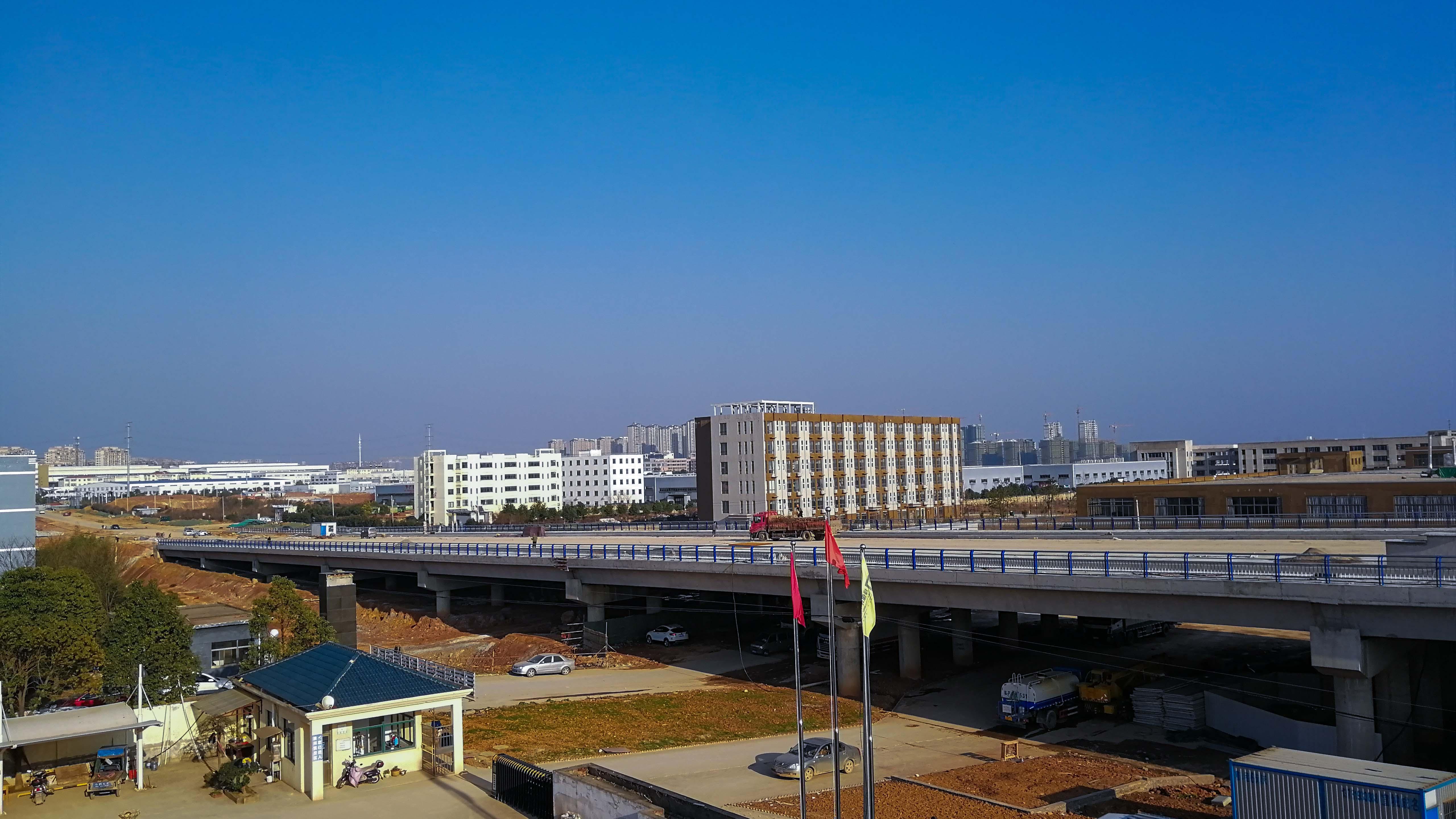 宣城市創業路(柏枧山路~青弋江南大道)道路工程