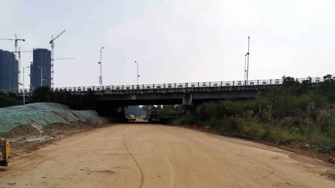 滁州市濱河路(清流路至西方寺路)延伸段工程