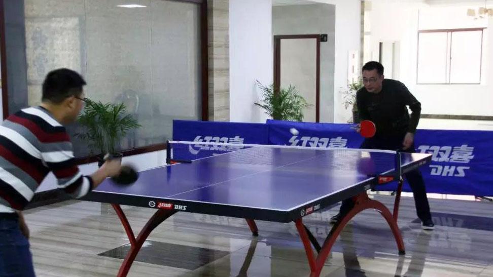 年會兵乓球比賽